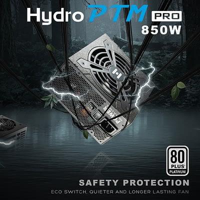 FSP Announces new Hydro PTM PRO 80 Plus® Platinum PSU Series