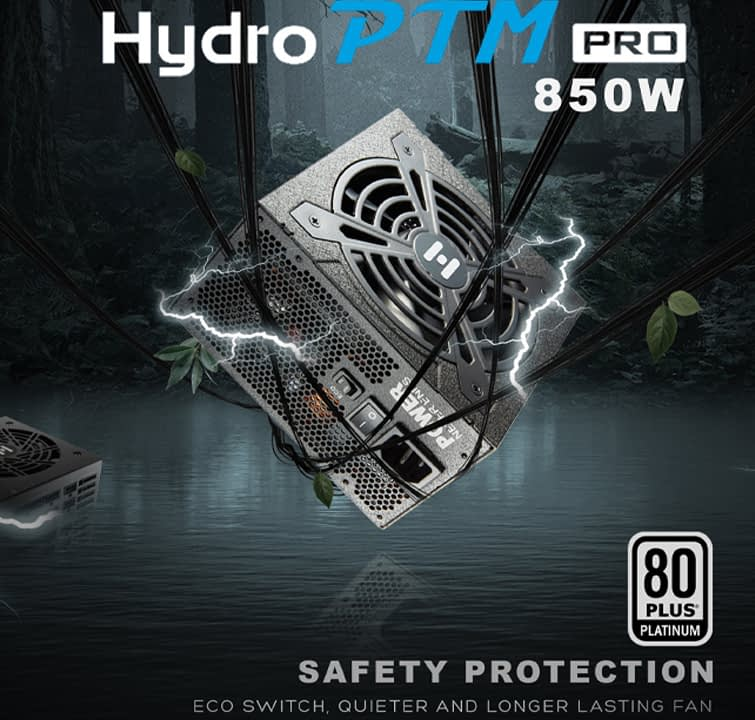 FSP Announces new Hydro PTM PRO 80 Plus® Platinum PSU Series